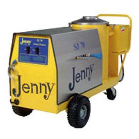 Steam Jenny Oil Fired Steam Cleaner - JENNY-SJ-70-OEP