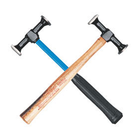 Martin Shrinking Hammer with Wood Handle 162G