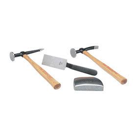 Martin 4-Piece Tool Set with Wood Handles 644K