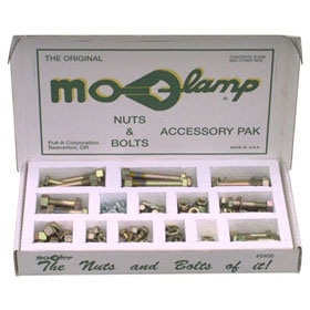 Mo-Clamp Bolt & Nut Replacement Pack 5400