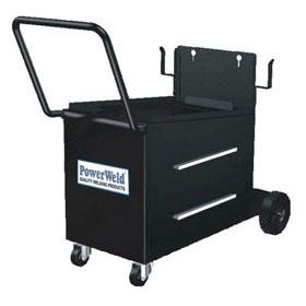 PowerWeld Deluxe MIG Welder Cart CCMIG-DELUXE