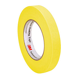 3M™ Masking Tape 388N - 18mm Rolls, 48/case 06652