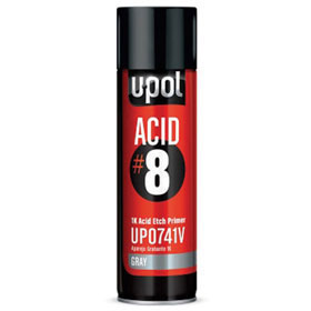 U-Pol Etch Primer Gray 450Ml UP0741V