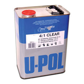 U-Pol Nanoparticulate HS European Spot/Panel Clear UP2892