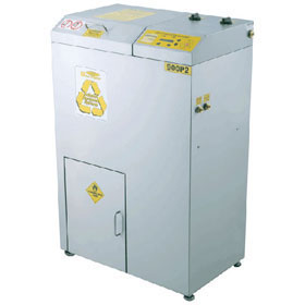 Uni-Ram 6.6-Gallon Recycler with Auto Transfer URS900EP2