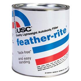 USC Feather-Rite Light-Weight Auto Body Filler 21330