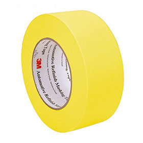 3M™ Masking Tape 388N - 48mm Rolls, 6/sleeve 06656