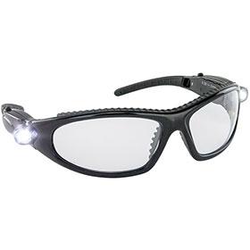 SAS LED Inspectors Glasses 5420-50