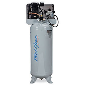 BelAire Two-Stage Electric Vertical Compressor 60 Gallon 216V