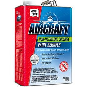 Klean-Strip Aircraft Non-Methylene Chloride Paint Remover 1-Gallon GAR2000