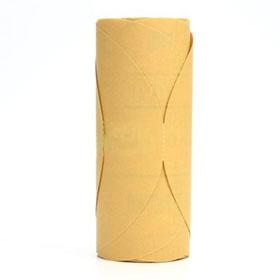 """3M™ Stikit 6"""" Gold Disc Rolls, 75 discs/roll"""