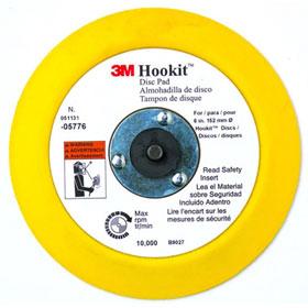 "3M™ Hookit 6"" Disc Pad 05776"