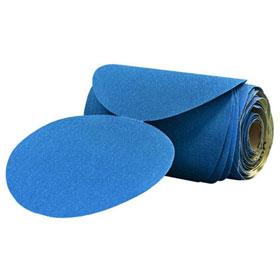 "3M™ Stikit 6"" Blue Abrasive Disc Rolls"