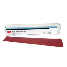 3M™ Red Abrasive Stikit Sheets