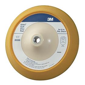 "3M™ Stikit 8"" Soft Disc Pad 05568"