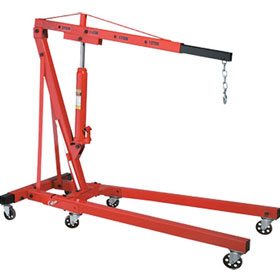 Ranger 2-Ton Folding Shop Crane RSC-2TF