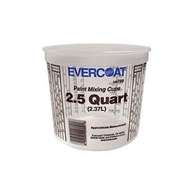 Evercoat Paint Mixing Cup Lids 2.5 Quarts