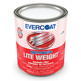 Evercoat High Production Lite Weight Plastic Body Filler 151