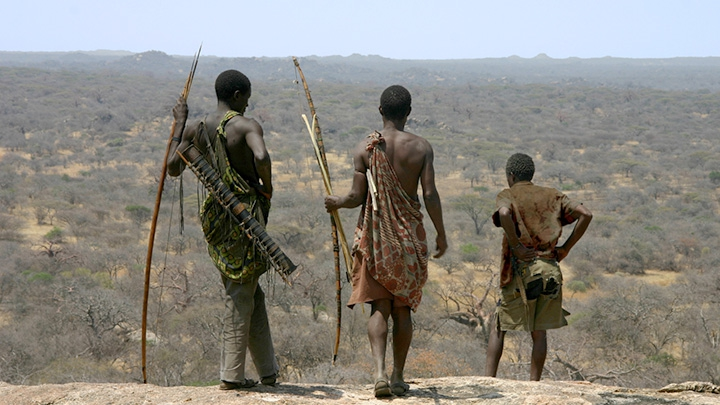 african hunters