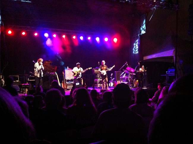Concert Review Bela Fleck And The Flecktones At Maymont Community