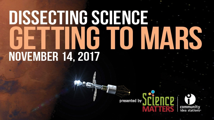 Dissecting Science: Getting to Mars
