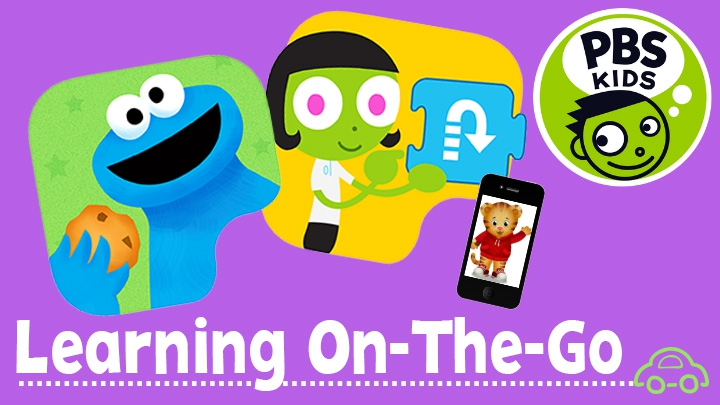 There\'s An App For That! Free Apps For Learning On The Go From PBS ...