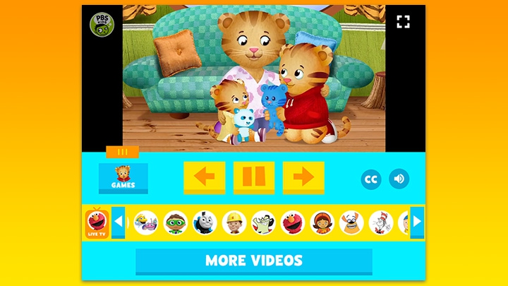 Pbs Kids Launches New Live Tv Video Stream Community Idea Stations