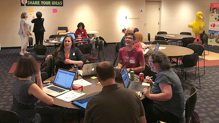 Scratch Ed Meetups Starting Again in September | Community Idea Stations