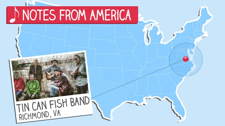 Tin Can Fish Band