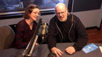 Erin Freeman and Malcolm Burn