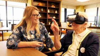 """""""Revolutionizing Dementia Care"""" Film & Workshop"""
