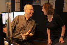 Erin Freeman and Mike Goldburg