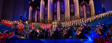 Mormon Tabernacle Choir Christmas 2017