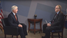 host David Bailey is joined by Attorney General Mark Herring.
