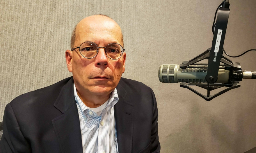 """Tom Kapsidelis, author of """"After Virginia Tech: Gun Safety and Healing in the Era of Mass Shootings"""""""