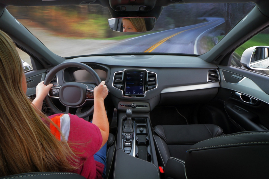 a Virginia Tech study just released indicates hands-free is a safer alternative.