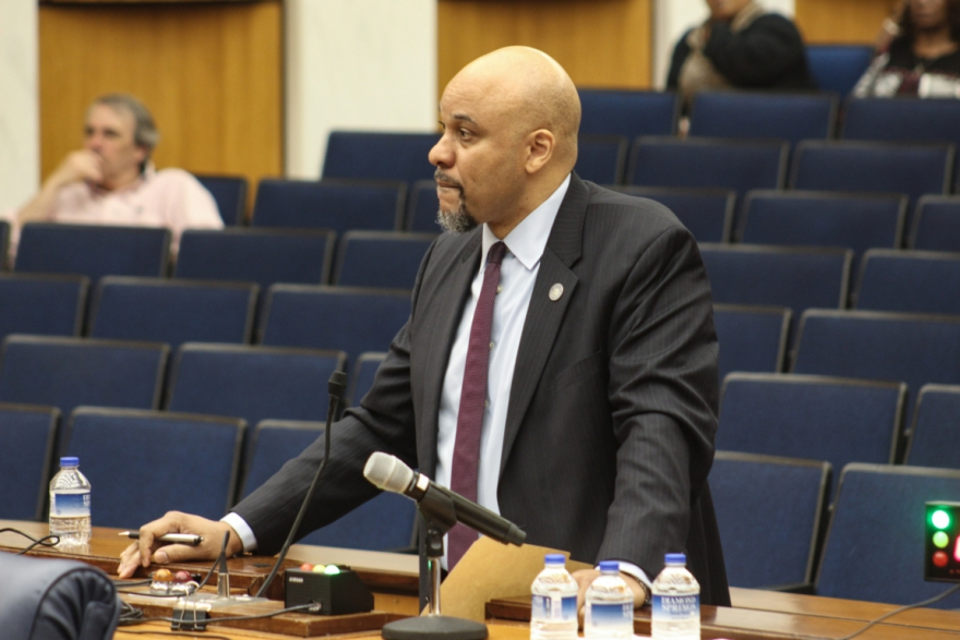 Calvin Farr, Director of Richmond's Department of Public Works, told Richmond City Council on Monday that utility rate increases are necessary for maintaining an aging infrastructure.