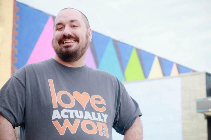 Adam Trimmer (Louise Ricks/WCVE News)