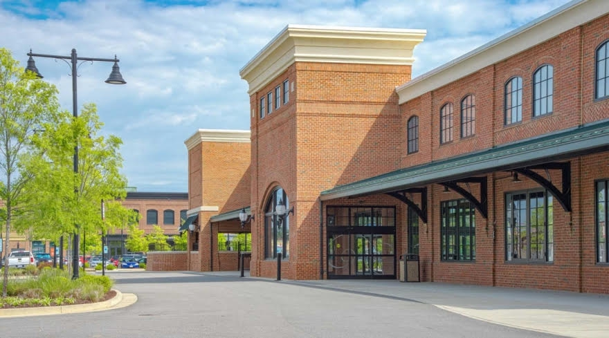 Future Lumber Liquidators Headquarters: Libbie Mill Midtown