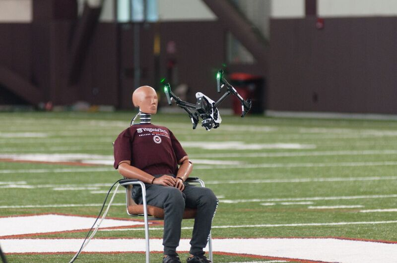 Virginia Tech What Happens When Drones Strike People