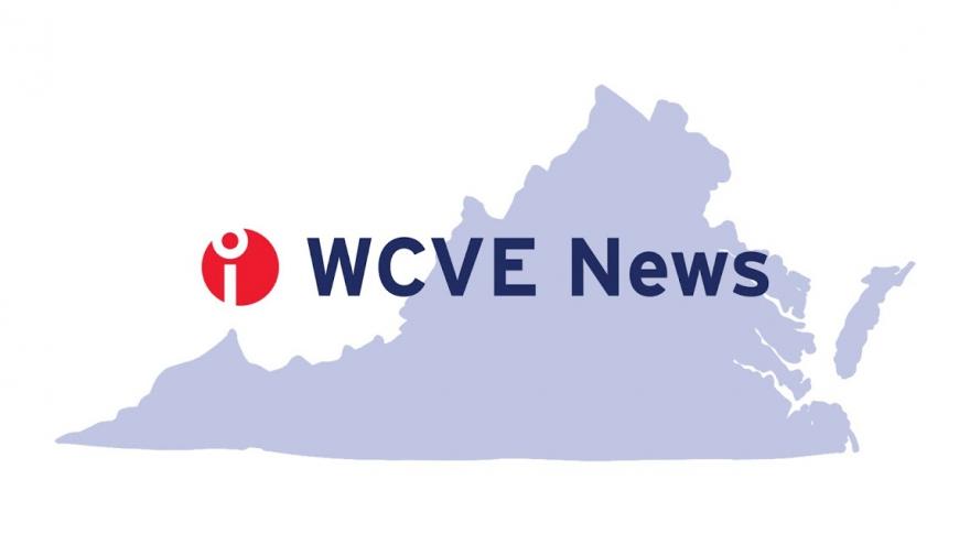 WCVE News Logo