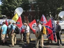 Unite the Right in Charlottesville.