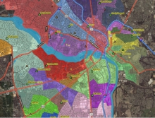 Proposed Richmond city school zones