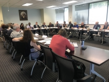 Virginia's behavioral health agency released a series of draft policy recommendations Monday afternoon designed to help alleviate overcrowding at state hospitals. Members of the workgroup then weighed in.