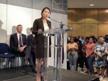 Virginia's Medicaid Director Dr. Jennifer Lee