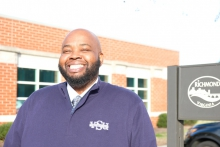 Rodney Robinson was named 2019 National Teacher of the Year.