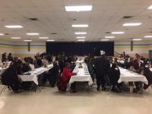 MLK Charity Breakfast at Washington and Lee High School