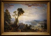 "Asher Durand, 1853: ""Progress (The Advance of Civilization)"""