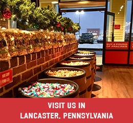 Lancaster Pennsylvania Candy Store and Ice Cream Shop