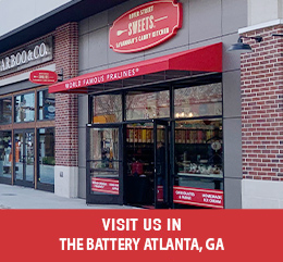 The Battery Atlanta GA Candy Store
